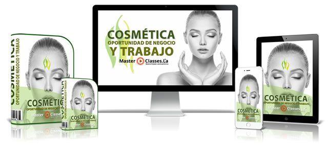 Curso para ganar dinero con la cosmética