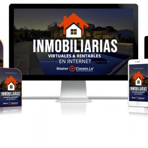 crear inmobiliaria virtual www.correqueseacaba.es