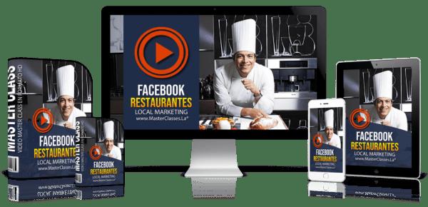 Facebook para restaurantes www.correqueseacaba.es